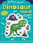 Dinosaur Island Activity Book Cover Image