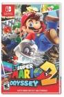 Super Mario Odyssey Walkhrough Cover Image