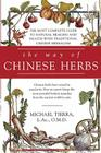The Way of Chinese Herbs Cover Image