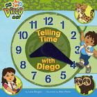 Telling Time with Diego Cover Image