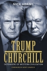 Trump and Churchill: Defenders of Western Civilization Cover Image