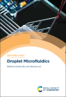 Droplet Microfluidics Cover Image