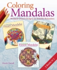 Coloring Mandalas 3-in-1 Pack Cover Image