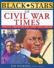 Black Stars of Civil War Times Cover Image