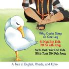 Why Ducks Sleep on One Leg: A Tale in English, Rhade, and Koho Cover Image