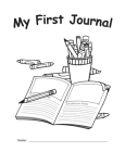 My Own Books(tm) My First Journal Cover Image