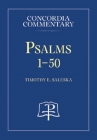 Psalms 1-50 - Concordia Commentary Cover Image