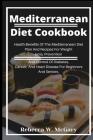 Mediterranean Diet Cookbook Cover Image