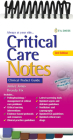 Critical Care Notes: Clinical Pocket Guide: Clinical Pocket Guide Cover Image