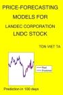 Price-Forecasting Models for Landec Corporation LNDC Stock Cover Image