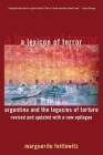 A Lexicon of Terror: Argentina and the Legacies of Torture Cover Image
