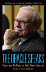 The Oracle Speaks: Warren Buffett in His Own Words (In Their Own Words) Cover Image
