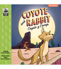 Coyote And Rabbit/Coyote y Conejo (Keepsake Stories) Cover Image