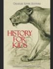 History for Kids: The History of Saber-Toothed Tigers Cover Image