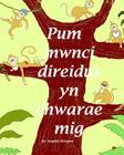 Pum Mwnci direidus yn chwarae mig Cover Image