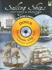 Sailing Ships Paintings & Drawings [With CDROM] (Dover Electronic Clip Art) Cover Image