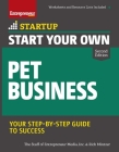 Start Your Own Pet Business (Startup) Cover Image