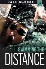 Swimming the Distance (Jake Maddox Jv) Cover Image
