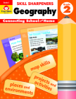 Skill Sharpeners Geography, Grade 2 Cover Image