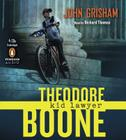 Theodore Boone: Kid Lawyer Cover Image
