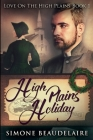 High Plains Holiday: Large Print Edition Cover Image