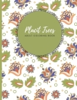 Placid Trees Adult Coloring Book: Bring out your artist and let go of the stress with this 30 beautiful designs Cover Image
