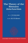 The Theory of the Riemann Zeta-Function (Oxford Science Publications) Cover Image