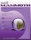 Math Mammoth Grade 5 Answer Keys Cover Image