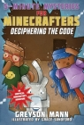 Deciphering the Code: 5-Minute Mysteries for Fans of Creepers (5-Minute Stories for Minecrafters) Cover Image
