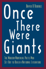 Once There Were Giants: The Modern Montreal Poets Who Set Out to Build a National Literature Cover Image