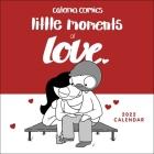 Catana Comics: Little Moments of Love 2022 Wall Calendar Cover Image