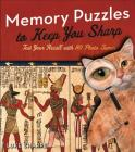 Memory Puzzles to Keep You Sharp: Test Your Recall with 80 Photo Games Cover Image