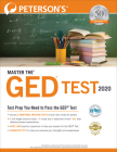 Master the GED Test 2020 Cover Image