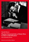 Physical Characteristics of Early Films as AIDS to Identification: New Expanded Edition Cover Image