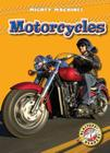 Motorcycles (Blastoff! Readers: Mighty Machines) Cover Image