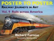 Rails Across America: Railway Journeys in Art Cover Image