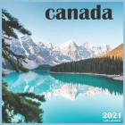 2021 canada: 2021 Wall & Office Calendar, 12 Month Calendar Cover Image