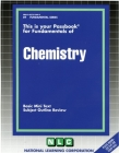 CHEMISTRY: Passbooks Study Guide (Fundamental Series) Cover Image
