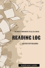 Reading Log: Record, Review, & Track Books & Pages Read, Book Lovers Gift, Journal Cover Image