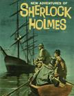 New Adventures of Sherlock Holmes: (dell Comic Reprint) Cover Image