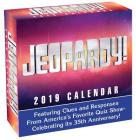 Jeopardy! 2019 Day-to-Day Calendar Cover Image