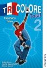 Tricolore Total 2 Teacher Book Cover Image