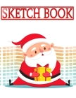 Sketchbook For Beginners Menu Christmas Gift: Sketch Book Spiral Bound Artist Sketch Pads Pages Art Book Acid Free Drawing Paper - World - Adventure # Cover Image