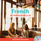 Lonely Planet French Phrasebook and Audio CD Cover Image