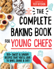 The Complete Baking Book for Young Chefs Cover Image