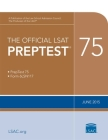 The Official LSAT Preptest 75: (june 2015 Lsat) Cover Image