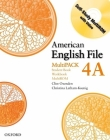 American English File MultiPACK 4A [With CDROM] Cover Image