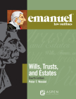 Emanuel Law Outlines for Wills, Trusts, and Estates Cover Image