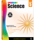 Spectrum Science, Grade 5 Cover Image