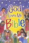 God Loves Me Bible Cover Image